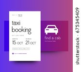 taxi booking get low fares ui...