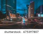 sendai  japan   september 8 ...   Shutterstock . vector #675397807