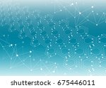 background image technology | Shutterstock .eps vector #675446011