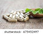 Herbal Capsules With Moringa...