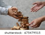 ensuring that your business is...   Shutterstock . vector #675479515