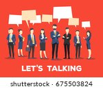 vector creative illustration of ... | Shutterstock .eps vector #675503824