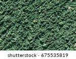 plowing texture and background... | Shutterstock . vector #675535819