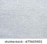 background of gray fabric   Shutterstock . vector #675605401