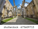 Ruins Of The Gothic Church Of...