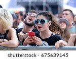 valencia  spain   jun 11  the... | Shutterstock . vector #675639145