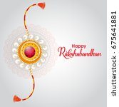 Vector Abstract For Raksha...