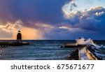Charlevoix Lighthouse After A...