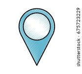 pin pointer location icon