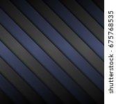 black and dark blue diagonal... | Shutterstock .eps vector #675768535