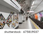 london    february 20  2017 ... | Shutterstock . vector #675819037