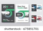city background business book... | Shutterstock .eps vector #675851701