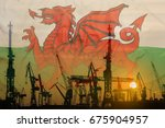 Industrial Concept With Wales...