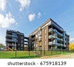 vilnius  lithuania   october 2  ... | Shutterstock . vector #675918139