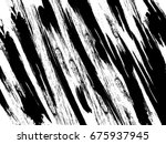 abstract brushstrock background. | Shutterstock .eps vector #675937945