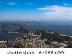 rio   brazil   Shutterstock . vector #675995299
