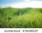 beautiful nature background.... | Shutterstock . vector #676038229