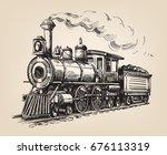 Steam Locomotive Transport....