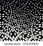 abstract halftone gradient...   Shutterstock .eps vector #676159831