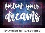 lettering | Shutterstock . vector #676194859