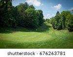 golf | Shutterstock . vector #676263781