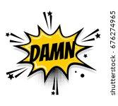 comics book balloon. bubble...   Shutterstock .eps vector #676274965