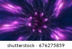 conceptual loopable animation... | Shutterstock . vector #676275859