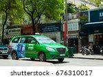 ho chi minh city  vietnam   may ... | Shutterstock . vector #676310017