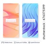 abstract background design.... | Shutterstock .eps vector #676375399