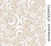 whorl dandelion decorative...   Shutterstock .eps vector #676559911