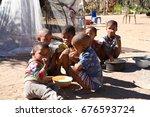 grootfontein  namibia   may 16  ... | Shutterstock . vector #676593724