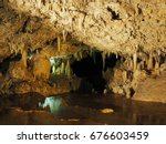 Water Resources In The Cave