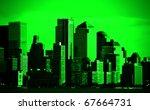 Photo Night Green Vision...