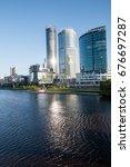 yekaterinburg  russia   june 1  ... | Shutterstock . vector #676697287