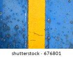 yellow stripe | Shutterstock . vector #676801