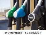 Fuel Pumps. Diesel And The...