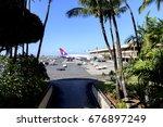 honolulu  hi  usa   june 1 ...   Shutterstock . vector #676897249