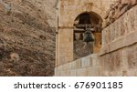 Bell Tower At The Monastery Of...