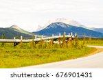 Small photo of Wild Alaskan pipeline