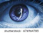 los angeles   jul 12  ... | Shutterstock . vector #676964785