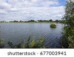 open water | Shutterstock . vector #677003941