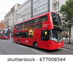 london  uk   circa june 2017 ... | Shutterstock . vector #677008564