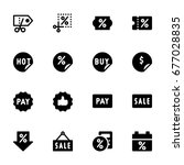 miscellaneous e commerce icon... | Shutterstock .eps vector #677028835
