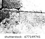 grunge texture   abstract stock ... | Shutterstock .eps vector #677149741