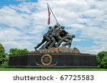 wash dc   circa july 2009  iwo... | Shutterstock . vector #67725583