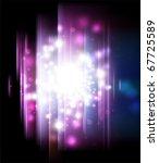 eps10 vector abstract | Shutterstock .eps vector #67725589