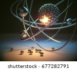 3d illustration. concept image... | Shutterstock . vector #677282791