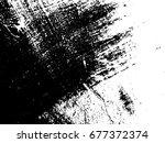 grunge texture overlay... | Shutterstock .eps vector #677372374