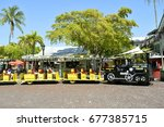 key west florida keys florida... | Shutterstock . vector #677385715