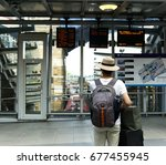 edinburgh  scotland  uk   june...   Shutterstock . vector #677455945
